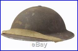 Casque Anglais Mk2 1943! Anglais WW2 (matériel original)
