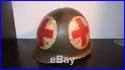 Casque M1 MEDIC WW2