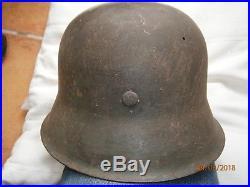 Casque Militaire Allemand Ancien Ww2