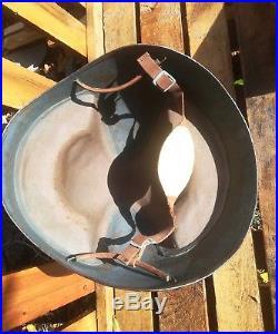 Casque Mk2 Talker Complet Usn Ww2 Wwii Us Navy Dday 1944 Original Helmet Uscg