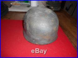 Casque Para All Mle 1940 Couleur Bleu Lw
