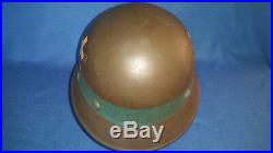 Casque Tchecoslovaque Vz 28 Operation Barbarossa Helmet Helm Elmetto Ww2 Wk2