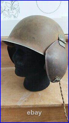 Casque US M2 WWII Helmet original americain