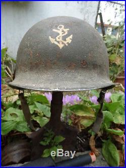 Casque US armée française