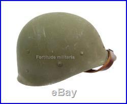 Casque US pattes mobiles -Mai 1944- US ARMY WW2 (matériel original)