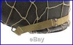 Casque US pattes mobiles! US ARMY WW2 (matériel original)