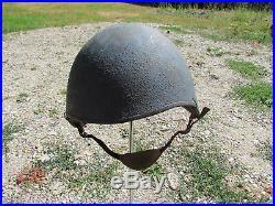 Casque Us Mk2 Talker Usn Ww2 Us Navy 6 Juin 1944 Original