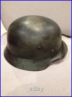 Casque allemand 2eme guerre