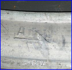 Casque allemand Mle 42 fab 1944 gris ardoise WW2