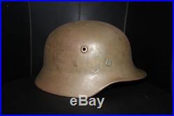 Casque allemand militaria ww2