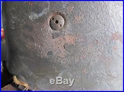 Casque allemand ww2 para parachutiste Fallschirmjäger Helmet M38