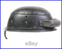 Casque anti-choc du Royal Armoured Corps WW2 (matériel original)
