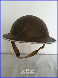 Casque armée d'Afrique France Libre 1943-1945