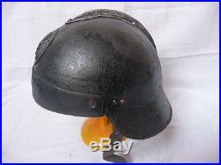 Casque d'officier modele 26 de char France 40
