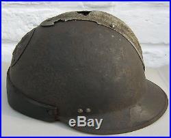 Casque des chars de combat souvenir des combats de mai 1940