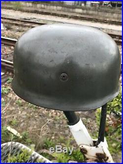 Casque para allemand M38 falshirmajger