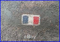 Casque us17a1 1ere armée libération Provence vosges dfl ffl dic