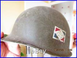 Casque us 1er armée française