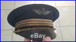 Casquette FAFL armée de l'air pilote 39 45