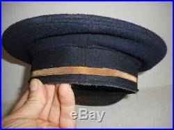 Casquette Off Pilote Fr Fafl Mle 1939/1940 Avec Insigne