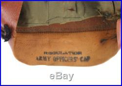 Casquette US type 50 missions US ARMY WW2 (matériel original)