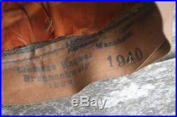 Casquette officier infanterie whermacht Originale Tellerkappe schirmmütze