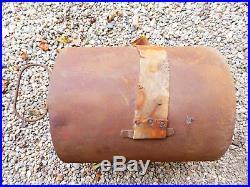 Cellule de container de parachutage Allemand WW2 39-45 Fallschirmjäger Para