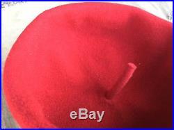 Chéchia de zouave originale taille 60