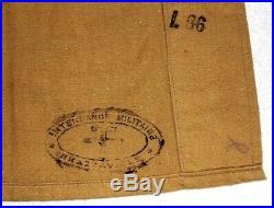 Chemisette fabrication locale pour les FFL Forces Françaises Libres français WW2