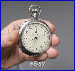 Chronomètre Junghans de sous marinier Uboot WWII. Marine