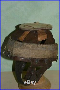 Coiffe De Casque Mod. 1935 Tankiste-cavalerie Motorisee-dragon Portee-france 1940