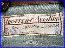 Combinaison pilote Lemercier matriculée taille L /XL