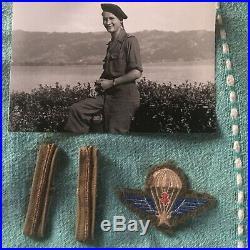 Commando de France, Libértion, FFL, 1ère Armée, tissus