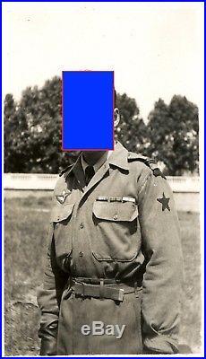 Commandos De France- Uniformes Nominatifs- France Libre