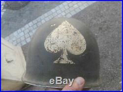 Coque us 3eme DI helmet us 39/45