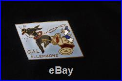 Donald Walt Disney groupe d'avions de liaison d'entraînement GAL matriculé 2