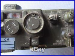 Émetteur Récepteur Us Prc 8 Wwii Vietnam Jeep Radio Rc Xmtr Rt 174/prc8 Prc10