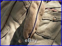 Ensemble médecin capitaine Officier campagne de France 1940