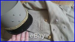 Ensemble tenue general corps d armee liberation ffl kepi compagnon liberation
