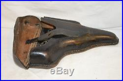 Etui Pistolet Allemand P. 38-wehrmacht-heer-lw-kgm-police-german P. 38 Holster 2°w