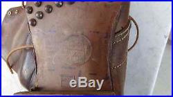 Exceptionnels brodequins modèle 17 WW1/ WW2