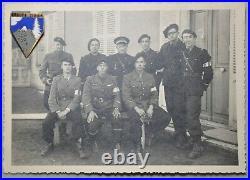 FFI Maquis-Résistance Groupe DIDIER-1/2 brigade ROUSSEL-Division d'AUVERGNE