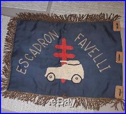 Fanion FFL France Libre Spahi Libe Colo