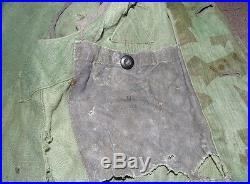Feldbluse pour soldat allemand des felddivision de la luftwaffe ou de la flak