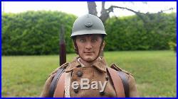 Figurine Soldat Français juin 1940 WW2