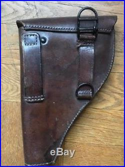 France 1940 Etui Holster de pistolet modele 35 #2