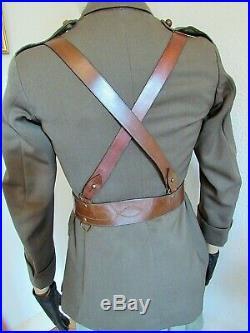 France 40 Armée D'afrique Lot Tenue Uniforme Casque Officier Tirailleurs 3° Rtm