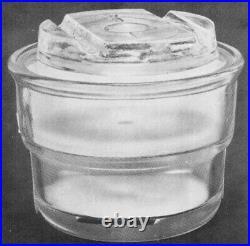 Glassmine 43 Pot Verre Allemand German Normandie Atlantik Wall Wk Wwii Ww2 39 45