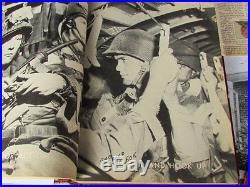 Grouping D'un Parachutiste Us De La 82eme Airborne 505th Wwii