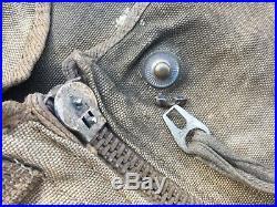 Housse de masque parachutiste allemand FJR terrain originale